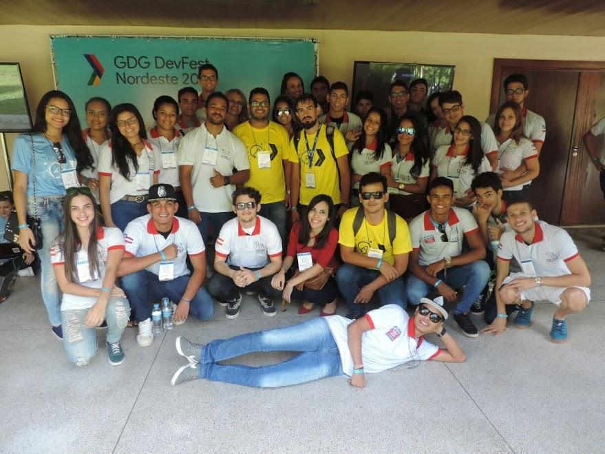 Estudantes de Informática do CETEP-1 de Itaparica ganham Hackathon do Google DevFest Nordeste 2016