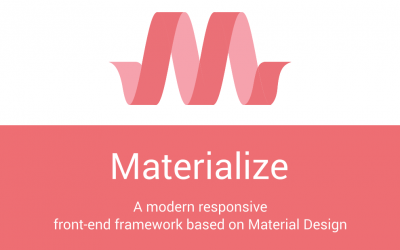 Materialize CSS: Conheça o Framework CSS Baseado no Material Design