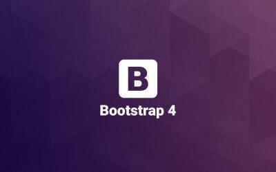 Código fonte do Bootstrap 4 agora é Sass!
